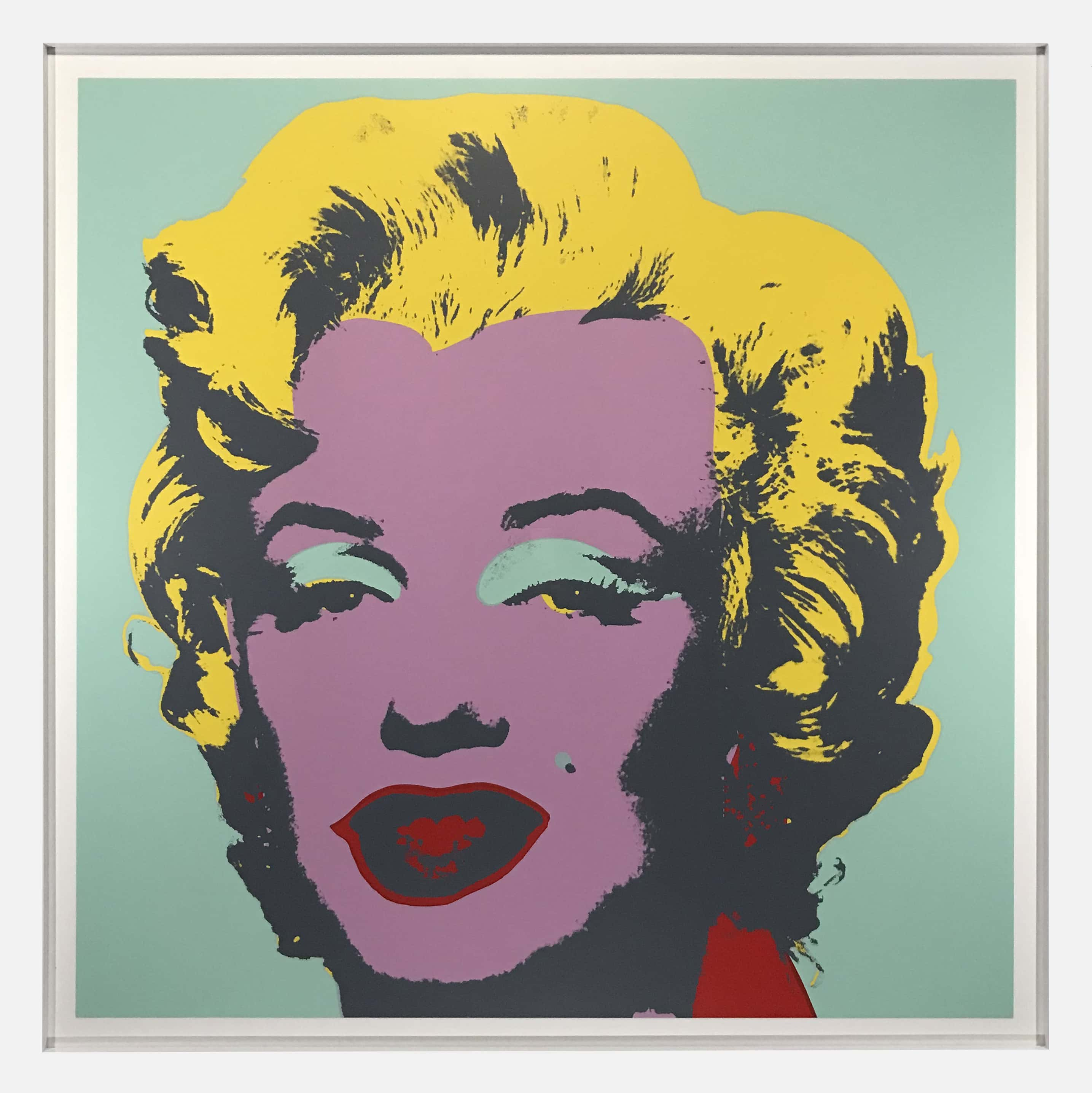 Andy Warhol Marilyn Monroe 11 23 Gallery Pop